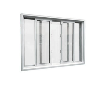 End vent sliding windows replacement Toronto, Mississauga and the GTA