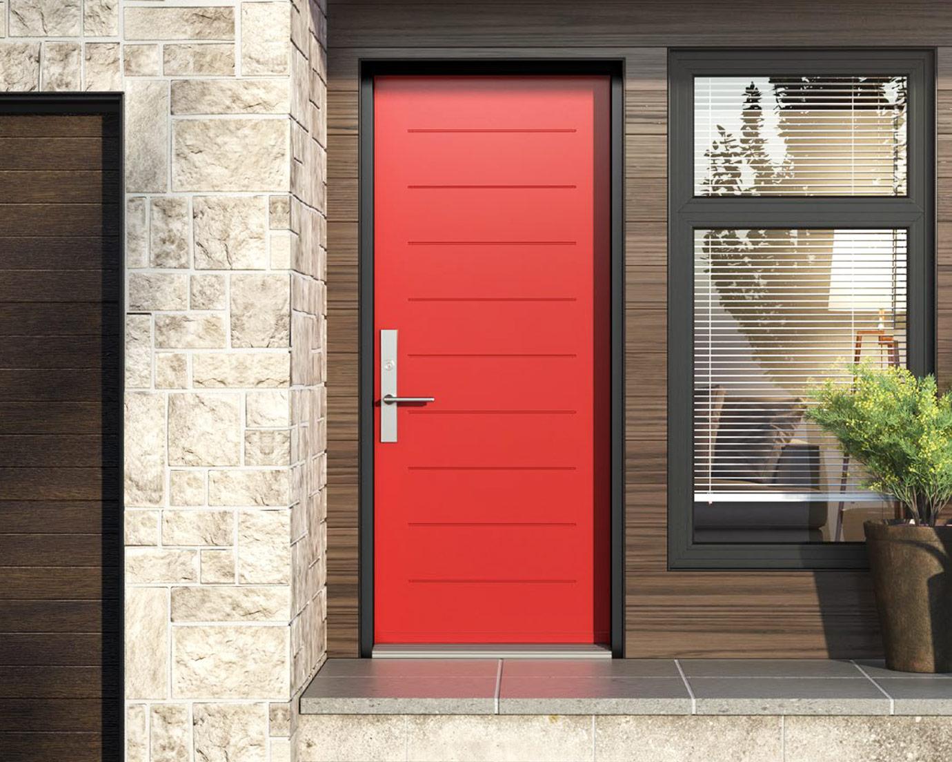 Steel Front Entry Doors Installation In Toronto Gta